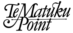 Te Matuku Point logo
